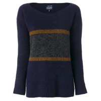 Woolrich Suéter Color Block - Azul