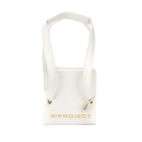 Y/project Bolsa Tote Mini - Branco