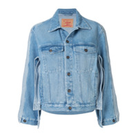 Y/project Classic Denim Jacket - Azul