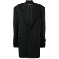 Y / Project Blazer Oversized - Preto