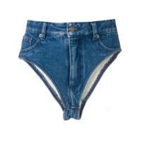 Y/project Short Jeans - Azul