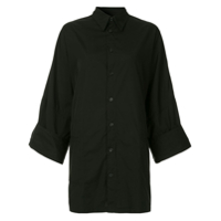 Y's Oversized Classic Shirt - Preto