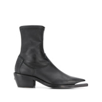 Zadig&voltaire Ankle Boot Fashion Show Erin - Preto
