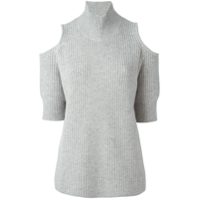 Zoe Jordan 'gondola' Cut-Out Sweater - Cinza