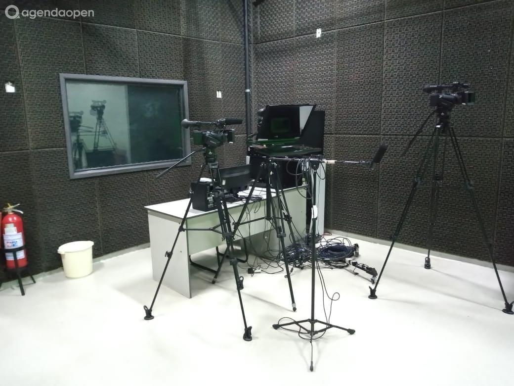 Estúdio de Radio TV