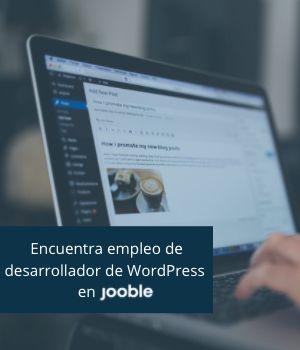 Jooble trabajo WordPress