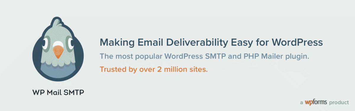 Logo plugin WP Mail SMTP