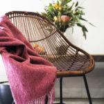 sillon lifestyle con manta