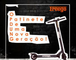 R$400 OFF no Patinete Elétrico Freego