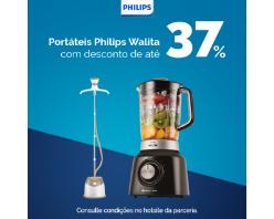 Portáteis Philips Walita com até 37%OFF