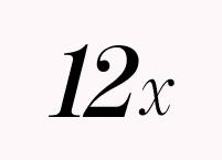 Parcele em 12x