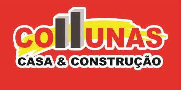 Collunas Casa e Construção