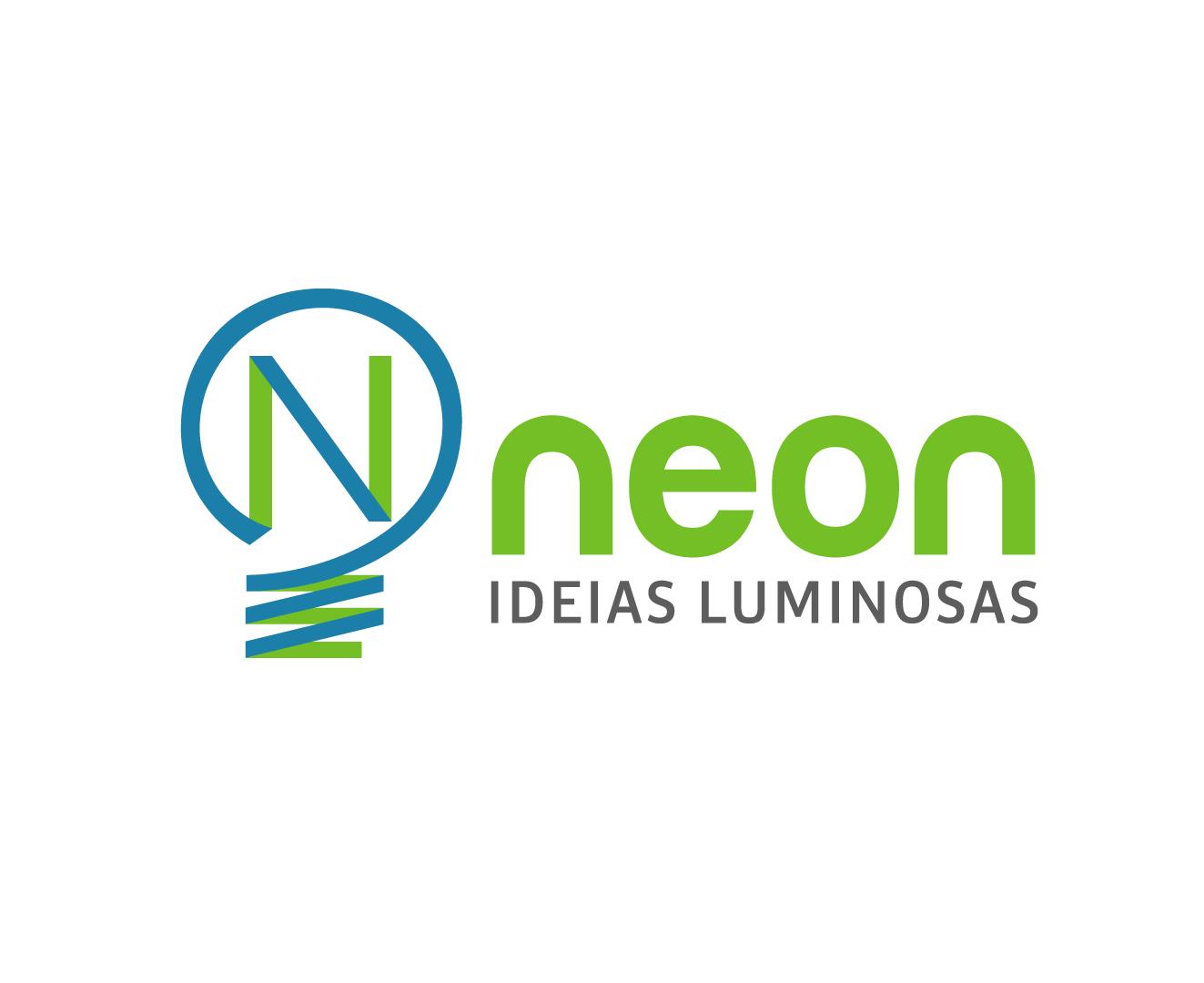 Neon Ideias Luminosas / Gráfica