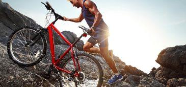 Líder absoluto do ranking nacional, o paulista Deivlim Balthazar reivindicava, no fim do ano passado, o direito a uma vaga na disputa de bicicross dos Jogos Pan-Americanos