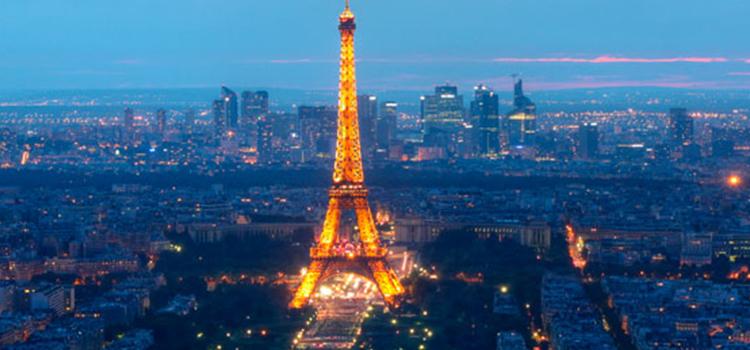 Paris ao redor da maratona