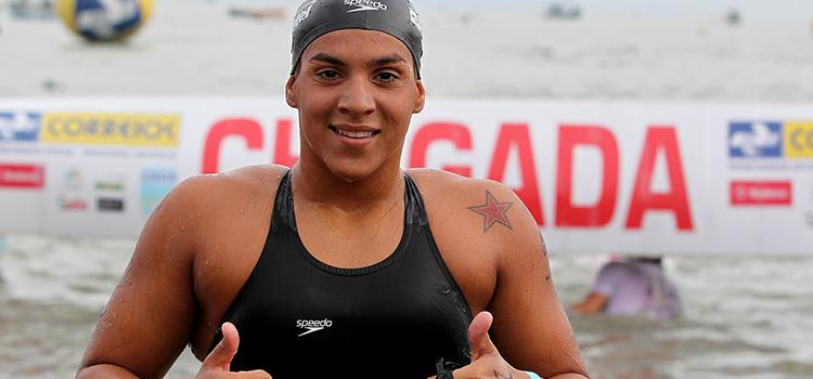 Maratona Aquática: definida equipe que vai ao mundial