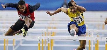 Durante o mês de maio a Confederação Brasileira de Atletismo, patrocinada pela CAIXA, vai realizar no Brasil cinco Meetings Internacionais de Atletismo.