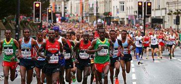 O Rio de Janeiro tem que demonstrar sua capacidade de receber uma Olimpíada. Para isso, os cariocas trataram o Mundial de Meia-maratona e a Meia do Rio
