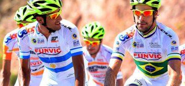 O uruguaio Hector Figueiras, da equipe Fapi Funvic/Sundown/JKS/Pindamonhangaba, foi o mais rápido na segunda etapa.