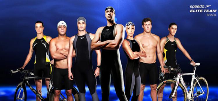 Speedo apresenta seu time de elite para 2010