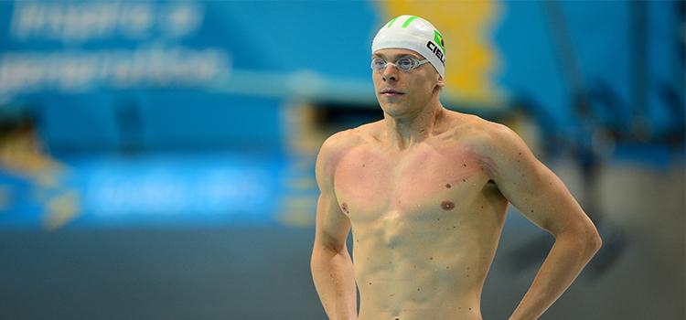 Nadadores estreiam com recorde no mundial de Dubai