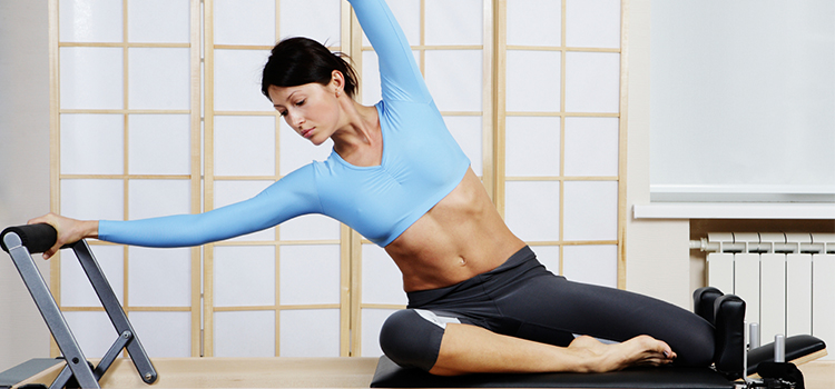 Pilates para retomar seus treinos