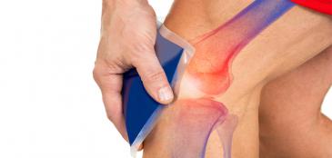 Alívio de dores: o que usar, frio ou calor?