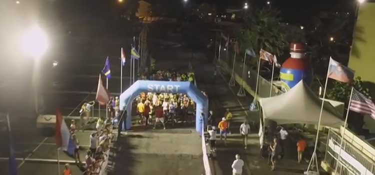 Eu Fui!: Meia Maratona de Curaçao