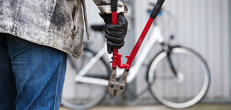 O que fazer em caso de bicicleta roubada?