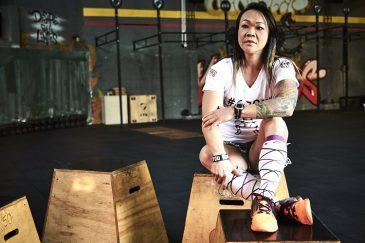 Dani Watanabe fala com o WOD News sobre o CrossFit Games e a rotina de atleta