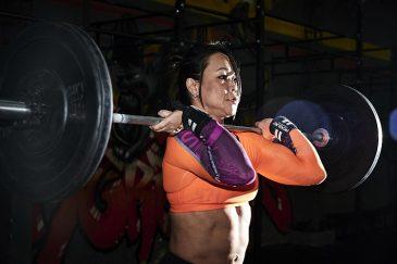 Daniela Watanabe conta um pouco da rotina de atleta
