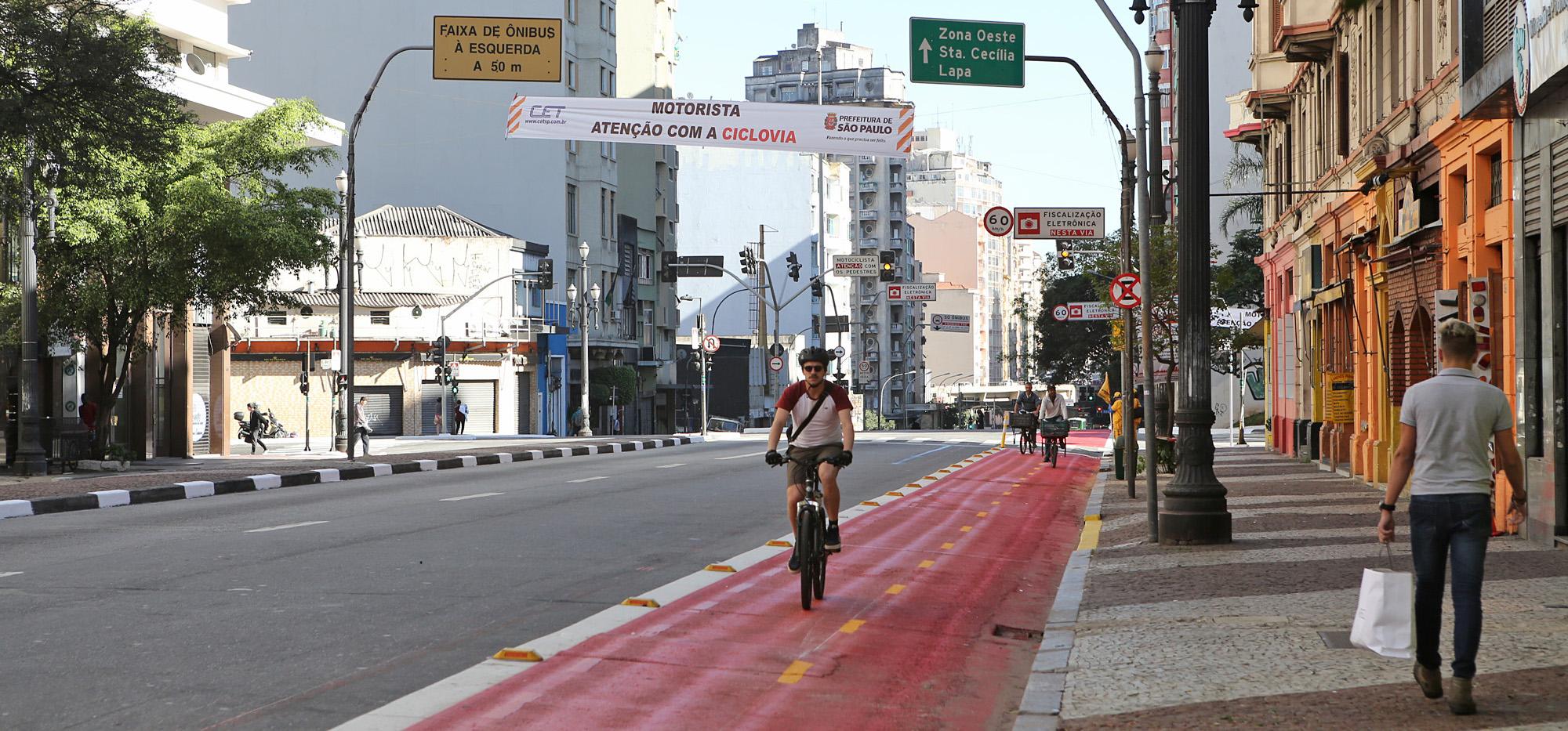 Trabalhador que usa bike ganhará R$ 50