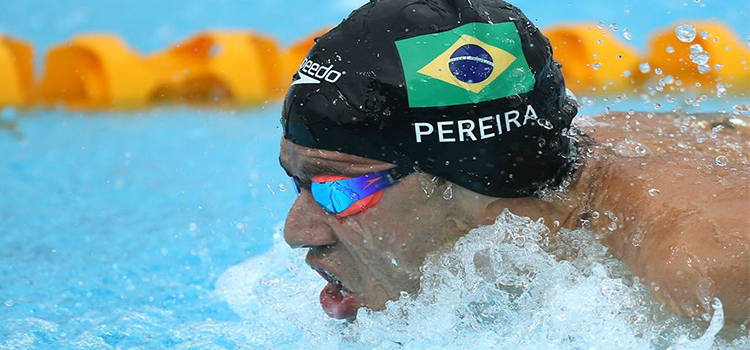 Thiago Pereira e o sonho do ouro