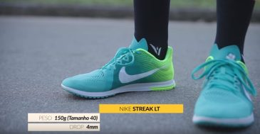 Nike Streak LT no Guia do Tênis, confira!