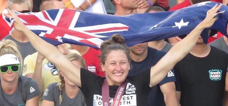 Tia-Clair Toomey estará no Rio 2016
