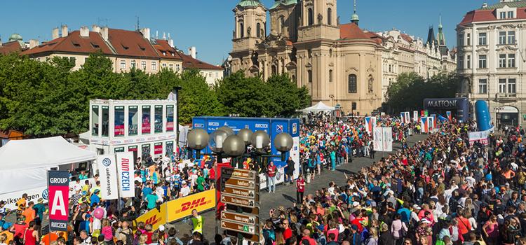 Eu fui! Maratona de Praga