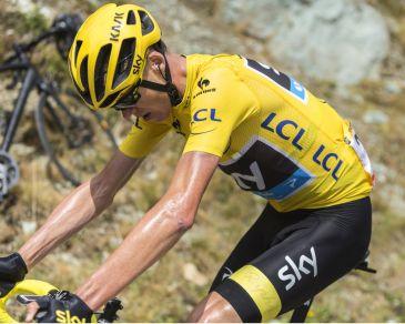 Veja como foi o Tour de France e a liderança do Froome