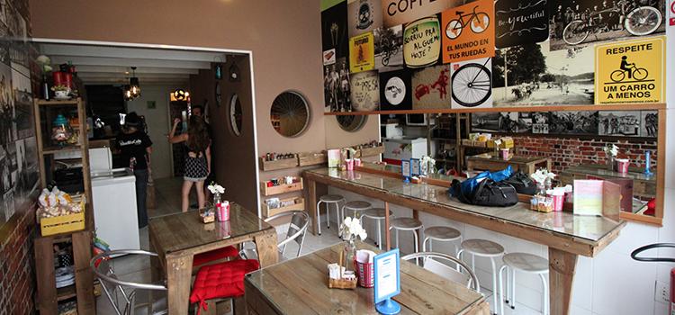 Bike friendly: conheça o Bike Rio Café