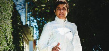 Elisabete Pacheco, repórter da GloboNews, descobriu no esporte uma forma de viver melhor e livrar-se de cigarro