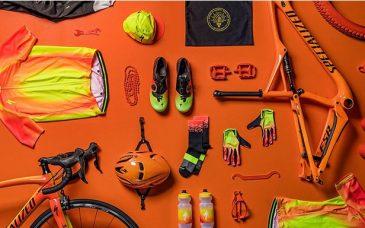 Specialized lança quadros e equipamentos que mudam de cor com o calor