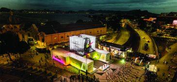 Nike cria espaço interativo para os Jogos Olímpicos