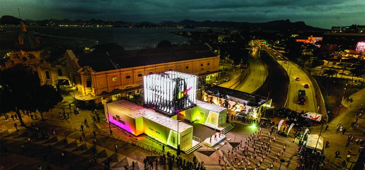 Nike cria espaço interativo no Rio