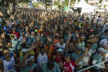 5 mil corredores aproveitaram o dia de sol e curtiram a etapa Primavera do Circuito das Estações