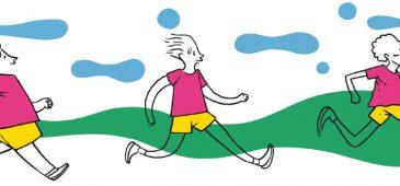 Marcos Caetano corre há 14 anos e deu algumas dicas para corredores novatos