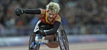 Foto: Comitê Paralímpico Belga