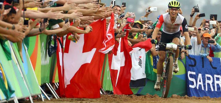 Schurter é ouro no MTB do Rio 2016