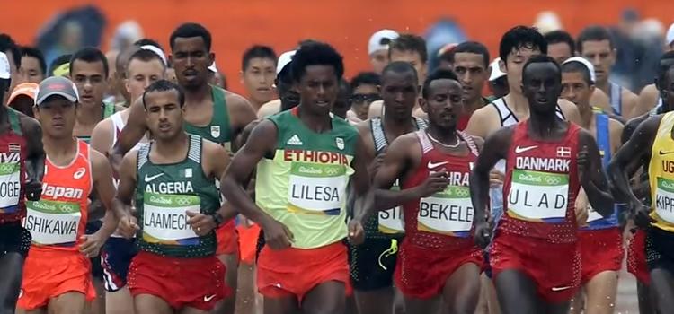 Prata na Maratona Olímpica tem medo de voltar ao seu país