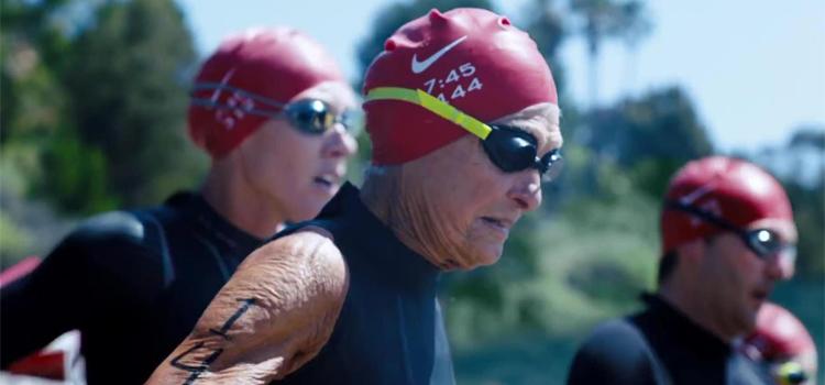 A história da freira triatleta de 86 anos