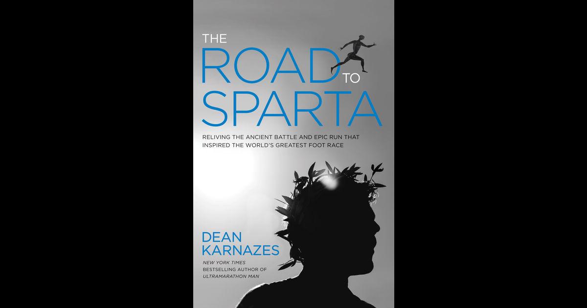 Dean Karnazes corre de Atenas a Esparta