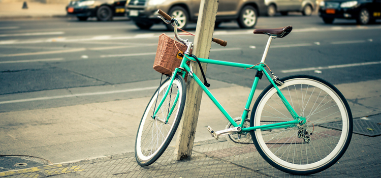 SP incluirá registro de chassi de bike em B.O.